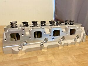 One Procomp Bb Chevy Complete Assembled Aluminum Cylinder Head Pc3021