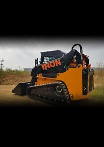 Iron Tl350 Compact Track Loader