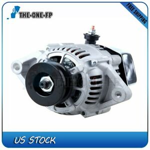 Alternator Fits Chevy Mini Street Rod Race 1 Wire 400 52062 12180 Se 1987 92