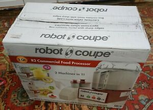 Robot Coupe R2 Commercial Grade Food Processor Needs Work