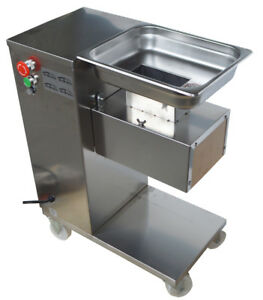 Qe Commercial Meat Slicer Cutter For Food Industry With 3mm 0 12 Blade