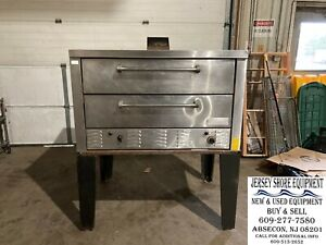 Double Stack Peerless Pizza Bakery Oven Professional Cooking Equipment