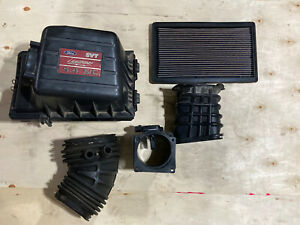 99 04 Ford Lightning Svt Stock Oem Air Intake Box 5 4l Supercharged