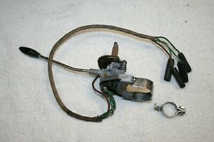 Early Sunbeam Alpine Hillman Other Rootes Cars Turn Signal Oem