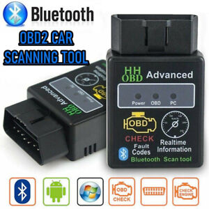 Elm327 Car Mini Bluetooth V2 1 Odb2 Scanner Engine Light Check Diagnostic Tool
