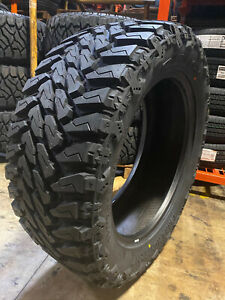 4 New 35x12 50r20 Venom Terra Hunter M T 35 12 50 20 R20 Mud Tires At Mt 10ply