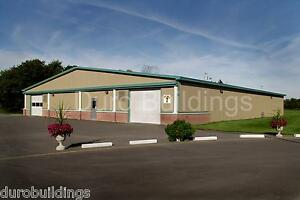 Durobeam Steel 40x100x13 Metal Building Clear Span Recreation Structures Direct