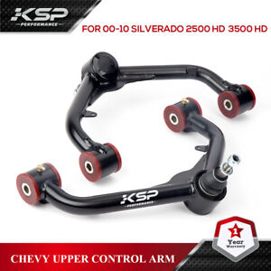 Upper Control Arms For 2 4 Lift Kit For 2001 2010 Chevy Silverado Gmc Sierra Hd