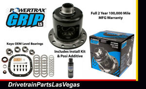 Richmond Grip Ls Posi Ford Mustang F150 More 8 8 Master Kit 2 Year Warranty New
