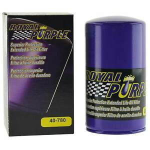 Royal Purple 40 780 Extended Life Oil Filter For 89 Ram Cummins 5 9 6 7 Diesel