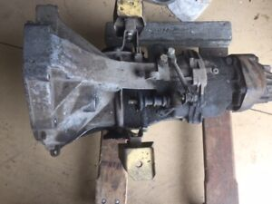 1982 Qm Porsche 944 Manual 5 Speed Transmission Trans axle Gearbox Assembly