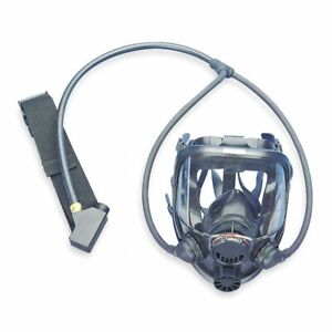 North Safety Cf2401s Supplied Air Assembly With 7600 Series Facepiece Size Small