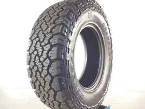 Lt E275 70r17 General Tire Grabber A tx Owl Used 275 70 17 121 R 16 32nds