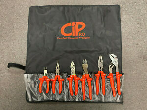 Certified Insulated Products Cip 6 Piece Electrician Tool Set 1000v