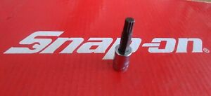 Snap On Tools 3 8 Drive 8mm Standard Triple Square Socket Ftsm8e