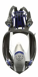 3m Large Ff 403 Series Full Face Ultimate Fx Air Purifying Respirator