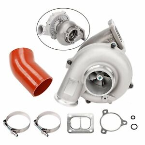 Upgrade Gtp38 Turbo Billet Wheel 3 5 Intake Tube For 94 97 Ford Powerstroke 7 3