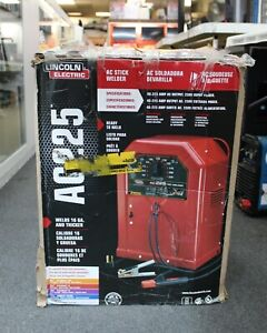 lincoln Electric Ac 225 Arc Welder New In Box Local Pick Up Only