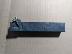 Kennametal Indexable Top Notch Tool Holder Model Nsr 164d 1 Shank