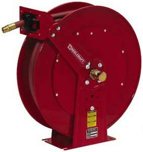 Reelcraft 75 Spring Retractable Hose Reel 300 Psi Hose Included