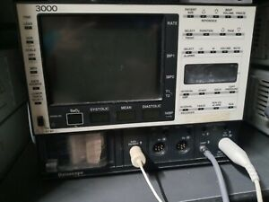 Datascope 3000 Ecg Multi parameter Patient Monitor With Cables