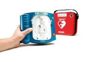 Pre owned Philips Heartstart Onsite Aed Defibrillator M5066a