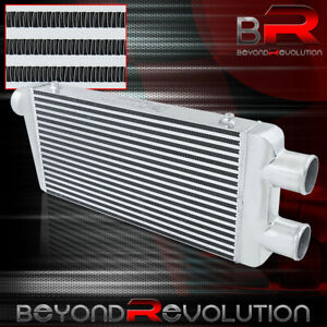 2 1 Inlet outlet Drift Fmic Front Mount Intercooler 32 5 x11 75 x3 For Gto G5