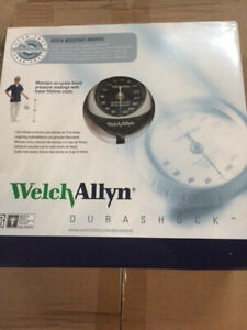 Welch Allyn Ds45 11 Gauge With Durable One Piece Adult Cuff Pocket Style new