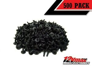500 Self Tapping drilling Black Screws 1 2 Or 3 4 Phillips Truss Head Waffer