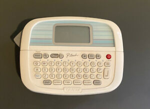 Brother P Touch Pt Lable Maker Battery Operated Works