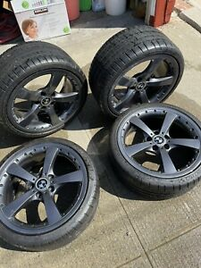 Bmw Factory Oem 19 Inch Wheels And Tires Set For 3series E90 E92 E93