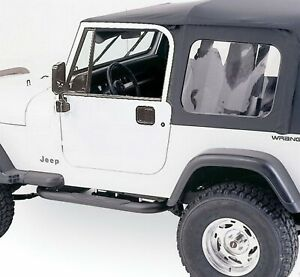 Rampage 68035 Complete Soft Top Kit Fits 76 95 Cj7 Wrangler