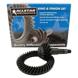 For Chevy K1500 88 89 Allstar Performance All70128 Ring Pinion Gear Set