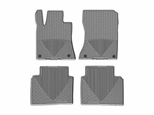 Weathertech All weather Floor Mats 2019 2021 Nissan Altima 1st 2nd Row Grey