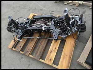 2015 2021 Ford Mustang Gt 3 73 Torsen Lsd Irs Differential Rear Axle End Pp1