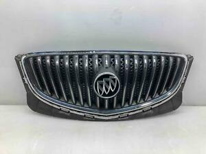 2012 2017 Buick Verano Grille Upper Chrome Grill Front Bumper Grille Assy Oem