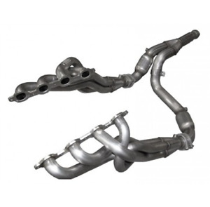 Arh 1 7 8in X 3in Exhaust Headers W Cats For 2014 Gm 6 2l Truck