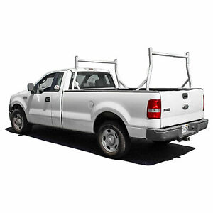 Pickup Truck Rack W 8 Non drilling Mounting C Clamps Lumber Kayak Utility