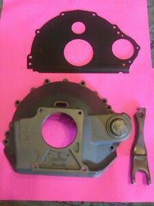 58 62 Ford Mercury 390 406 427 Manual Bell Housing W fork Plate 4848339