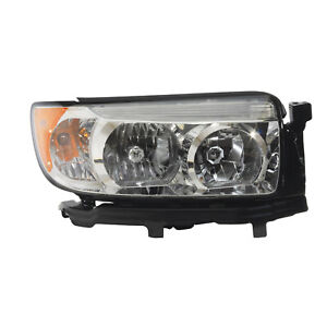 New Head Lamp Assembly Passenger Side 114 50292ar