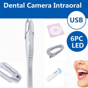 Intraoral Oral Dental Camera Intraoral Focus 1280x1024 50 Disposable Sleeves