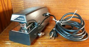 Swingline 67 Electric Staple Automatic Commercial Stapler Black Tested Works