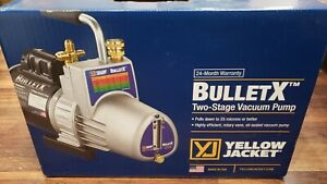 Yellow Jacket 93600 Bullet X Two Stage Vacuum Pump