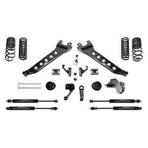 For Ram 2500 2019 Fabtech K3180m 5 Radius Arm Front Rear Suspension Lift Kit