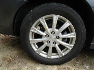 Wheel 17x7 10 Rounded Spoke Silver Opt N75 Fits 09 11 Lucerne 779035