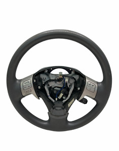 2009 2010 2011 2012 2013 Toyota Corolla Steering Wheel W Audio Cruise Control