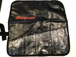 Snap On Lp404 4pc Locking Pliers Kit Bag Kit Bag Only Mint Condition Free Ship