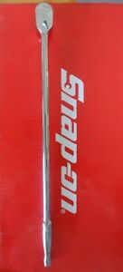 Snap On Tools 3 8 Drive Dual 80 Technology Extra Long Handle Ratchet Fll80 Nice