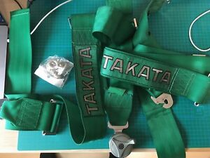 Takata Harness 4 Point Real One No Fake