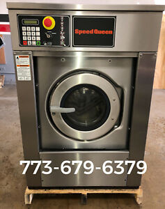 Speed Queen Ipso Commercial Industrial 35lb Washer Opl Soft Mount